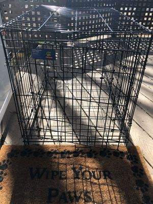 Dog Crate + DVDs 💙 for Sale in Pleasant Hill, CA