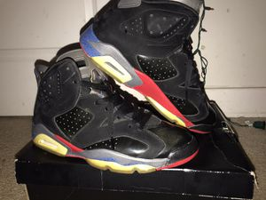 Air Jordan retro 6 pistons 2009 for Sale in Gaithersburg, MD