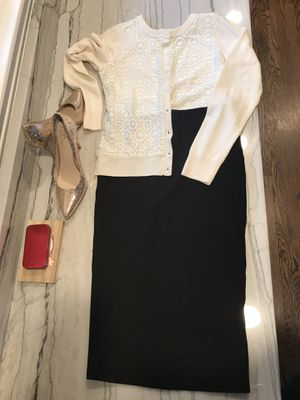 Guess Marciano Pencil skirt banana republic sweater for Sale in Elmhurst, IL