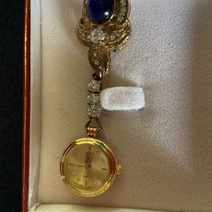 Hollywood Collection Sterling Watch Brooch for Sale in Bradenton, FL