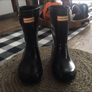 Hunter kids rain boots for Sale in Long Beach, CA