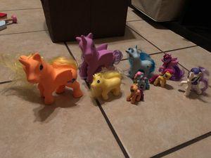 My little pony set for Sale in Payson, AZ