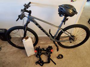 Trek Marlin 7 Mountain Bike + Equipment for Sale in Baltimore, MD