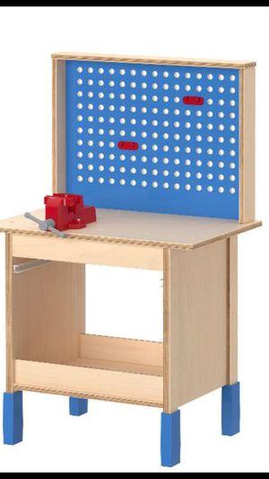 IKEA kids carpenter desk like new for Sale in Irvine, CA