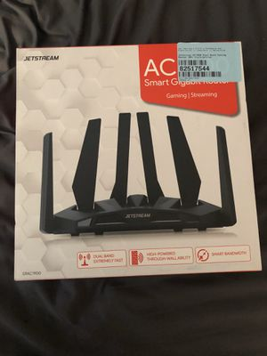 Jetstream Gaming Router for Sale in St. Petersburg, FL