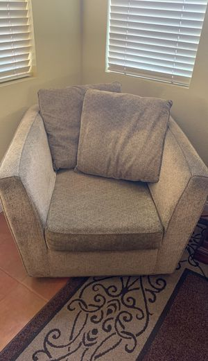 Couch and Deep sitting Chair for Sale in Winchester, CA