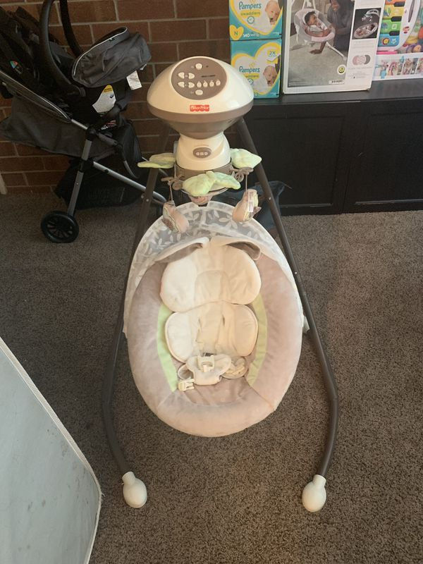 Electrical Baby Swing