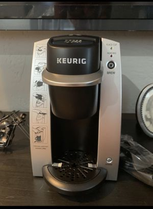 Keurig Single cup brewing system -New in box for Sale in Hialeah, FL