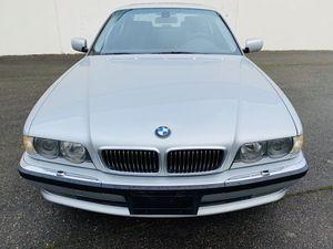 2001 BMW 740I for Sale in Lakewood, WA