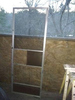 Screen door for camper or RV for Sale in Lexington, SC