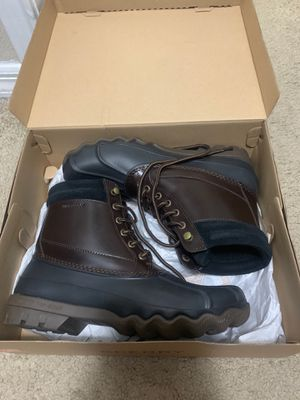 Sperry Brewster Snow Winter Boots size 7 for Sale in Carrollton, TX