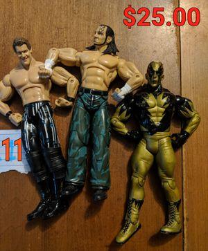 WWE Jakks Pacific figures for Sale in Dubach, LA