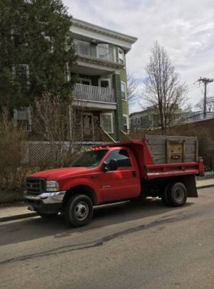 2003 Ford F-350 (dump truck) for Sale in Malden, MA