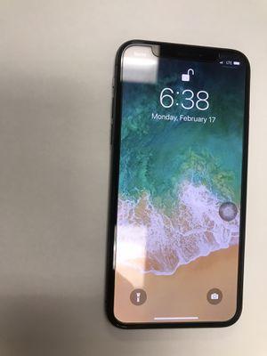 iPhone X 64GB UNLOCK 550 OBO for Sale in San Jose, CA