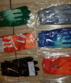 Brand New Nike Huarache Elite Baseball Batting gloves Adult Large TOP OF THE LINE GLOVES Pick your color for Sale in Baldwin Park, CA
