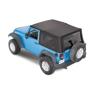 Jeep Wrangler JK full soft top for Sale in Seattle, WA