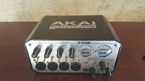 Akai EIE Pro (four-channel interface) for Sale in Fullerton, CA