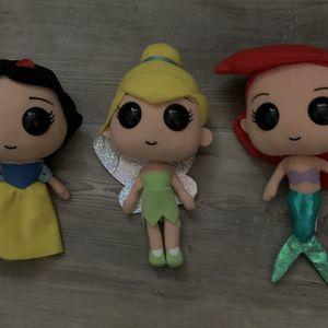 Funko Pop Disney Plush Dolls for Sale in Oceanside, CA