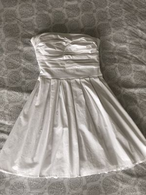 White Strapless Dress for Sale in Swansea, IL