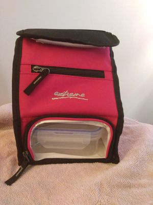 Flat top insulated lunch bag box for Sale in Winston-Salem, NC