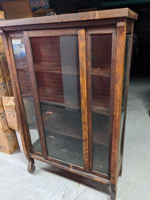 New and Used Antique cabinets for Sale in Houston, TX ...