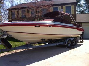 27' 1986 Wellcraft Nova 111 with trailer for Sale in Derwood, MD