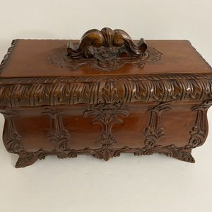 Handcarved Jewelry Box for Sale in Irvine, CA