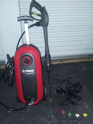 New Power NXG-2300PSI Pressure Washer for Sale in Lutz, FL