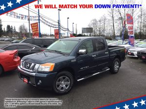2014 Nissan Titan for Sale in Everett, WA