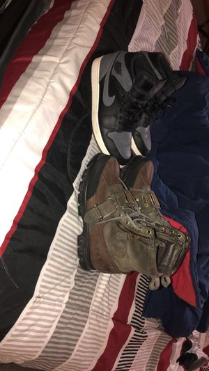 Polo boots and vans for Sale in Fountain, CO