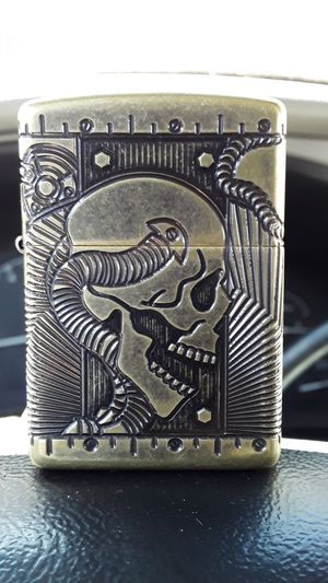Steampunk zippo lighter for Sale in Thornton, CO