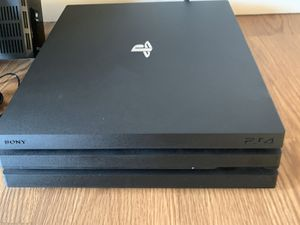 PS4 pro for Sale in West Chicago, IL