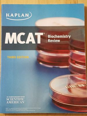 Kaplan MCAT 10-Book Set 3rd ed for Sale in Rockville, MD