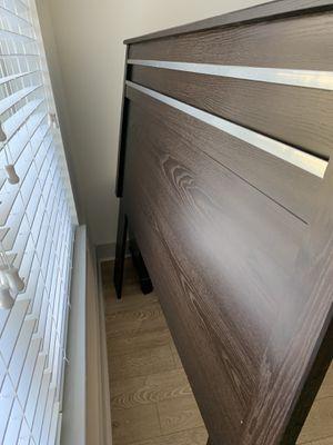 Headboard + Serta Sleeper Full Size Bed for Sale in Rockville, MD