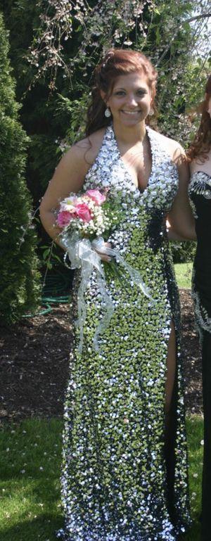 Gemmed prom dress for Sale in Harrison City, PA
