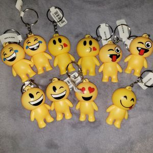Emoji Light Up Keychain for Sale in White Plains, NY