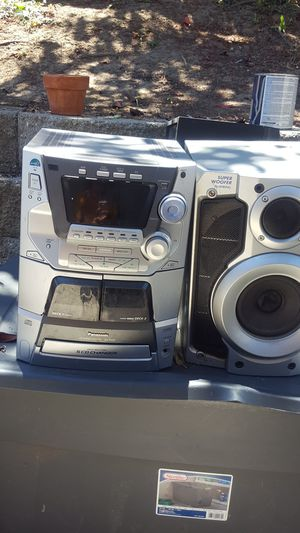 Stereo system for Sale in Pinole, CA