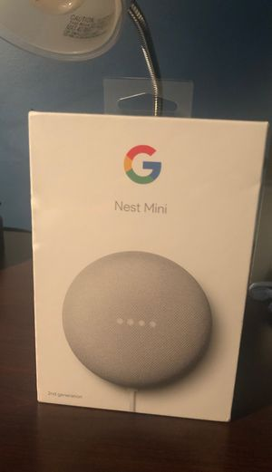 Google Nest Mini for Sale in Hagerstown, MD
