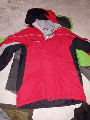 Columbia 10/12 snow jacket boys or girl for Sale in Roseville, CA
