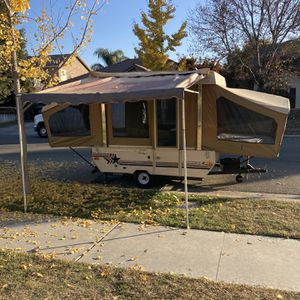 Tent Trailer for Sale in Visalia, CA