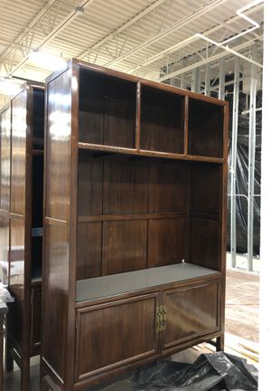 Wall units. Book shelves. Storage cases for Sale in Arlington Heights, IL