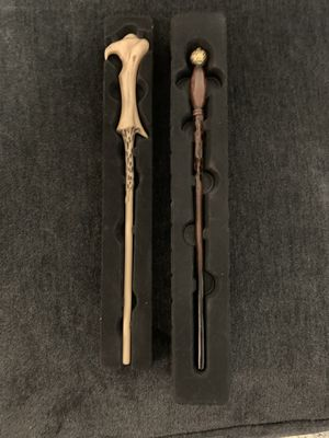 Harry Potter Wizard Wands for Sale in Odessa, TX