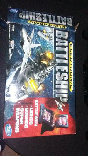 Electronic battleship board game for Sale in Cleveland, OH