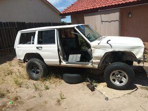 97 jeep parts truck or scrap metal for Sale in Hesperia, CA