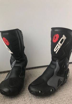 SIDI Motorcycle Boots size 42 for Sale in Herndon, VA