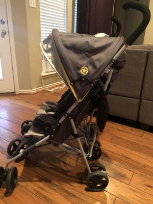 Jeep Double umbrella stroller for Sale in Rowlett, TX