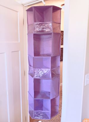 NEW - Hanging Closet Organizer for Sale in Lincoln, NE