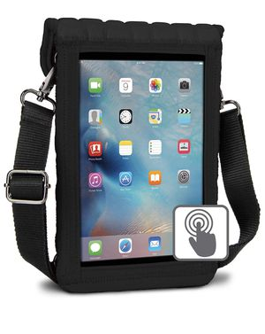 tablet case Color Black Material Neoprene Item Dimensions LxWxH 9.75 x 7 x 1.25 inches Brand USA Gear Item Weight 176.9 Grams for Sale in Redlands, CA