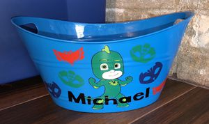 PJ Masks Easter Basket Personalized for Sale in San Antonio, TX