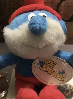 Papa Smurf for Sale in Elma,  WA